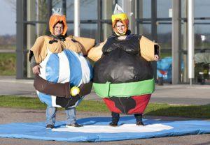 sumo asterix et obelix